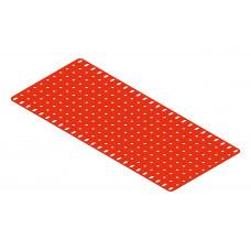 Flat plate, 11 x 25 holes