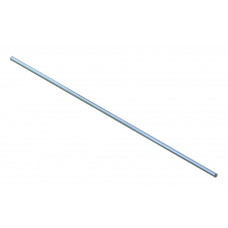 Axle rod, 266mm, stainless steel