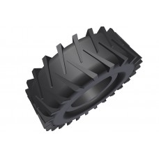 offroad tyre, 3 1/3\', rubber