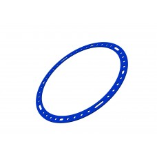 Circular strip, 7 1/2\', blue, steel