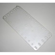 Transparent flexible plate, 5 x 11 holes