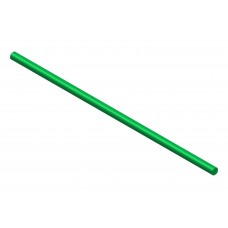 Hank of cord, green, 1.5mm diameter