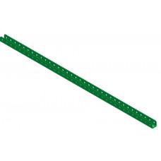 U-section angle girder, 35 holes