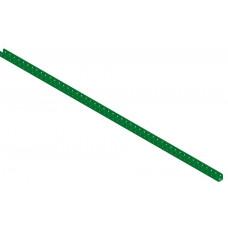 U-section angle girder, 49 holes