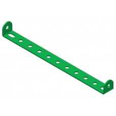 Double angle strip, width: 11 holes, standard