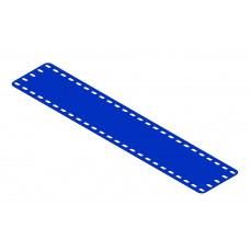 Flexible plate, 5 x 25 holes