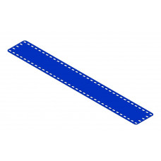 Flexible plate, 5 x 35 holes