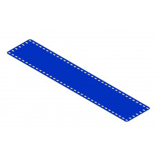 Flexible plate, 7 x 35 holes