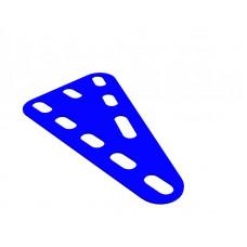 Flexible plate, rectangular, 3 x 5 holes wide