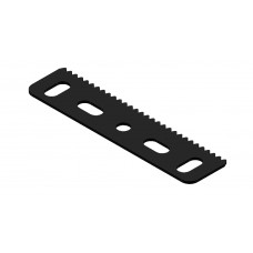 Flat rack strip, 5 holes