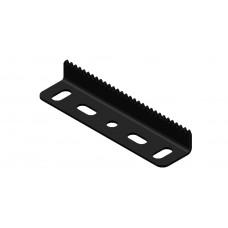 Angle rack strip, 5 holes