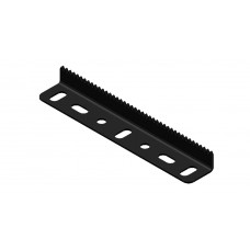 Angle rack strip, 7 holes