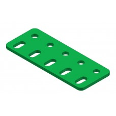 2mm-perforated strip, 5 holes