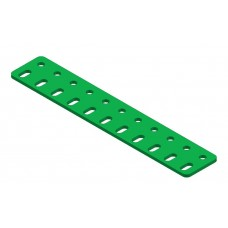 2mm-perforated strip, 11 holes