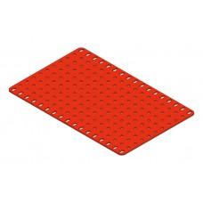 2mm-flat plate, 11 x 17 holes
