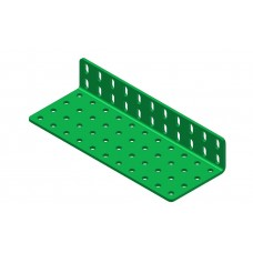 2mm-L-section angle girder, 11 holes
